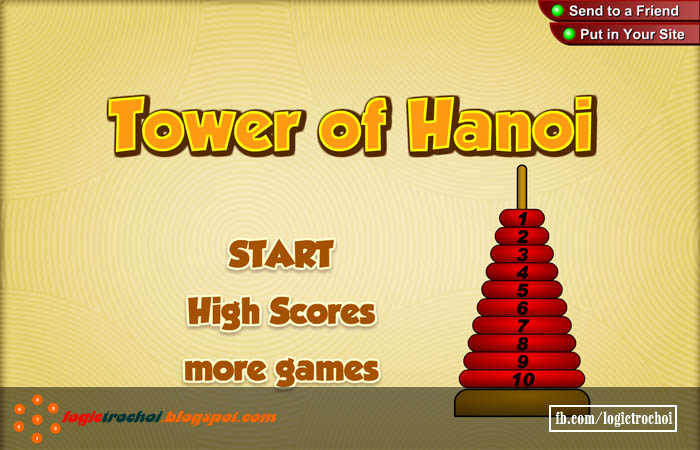 Trò chơi Tháp Hà Nội