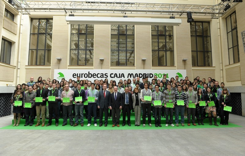 Fundacion caja madrid reviews madrid community of - Caja madrid oficina internet ...
