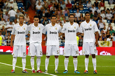 Real Madrid signings 2011-2012. Coentrao, Callejon, Sahin, Altintop and Varane