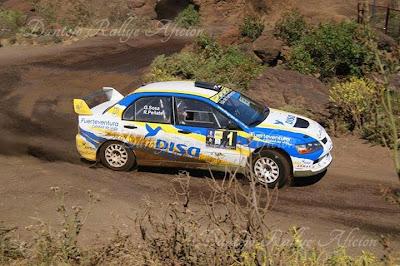 XIII Rallye de Tierra de Gran Canaria 2015