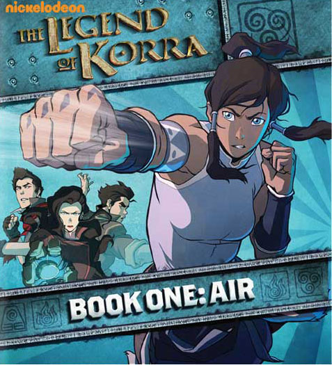 Avatar: A Lenda de Korra 1ª Temporada Torrent - BluRay 720p Dublado