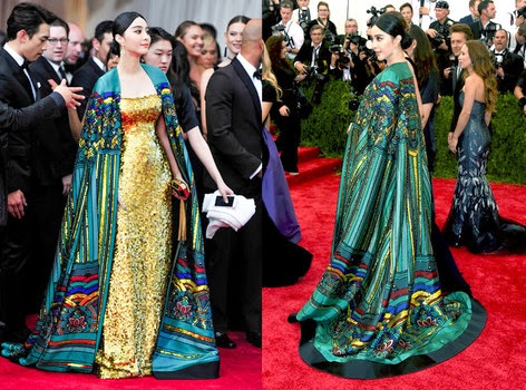 Fan Bing Bing MET 2015