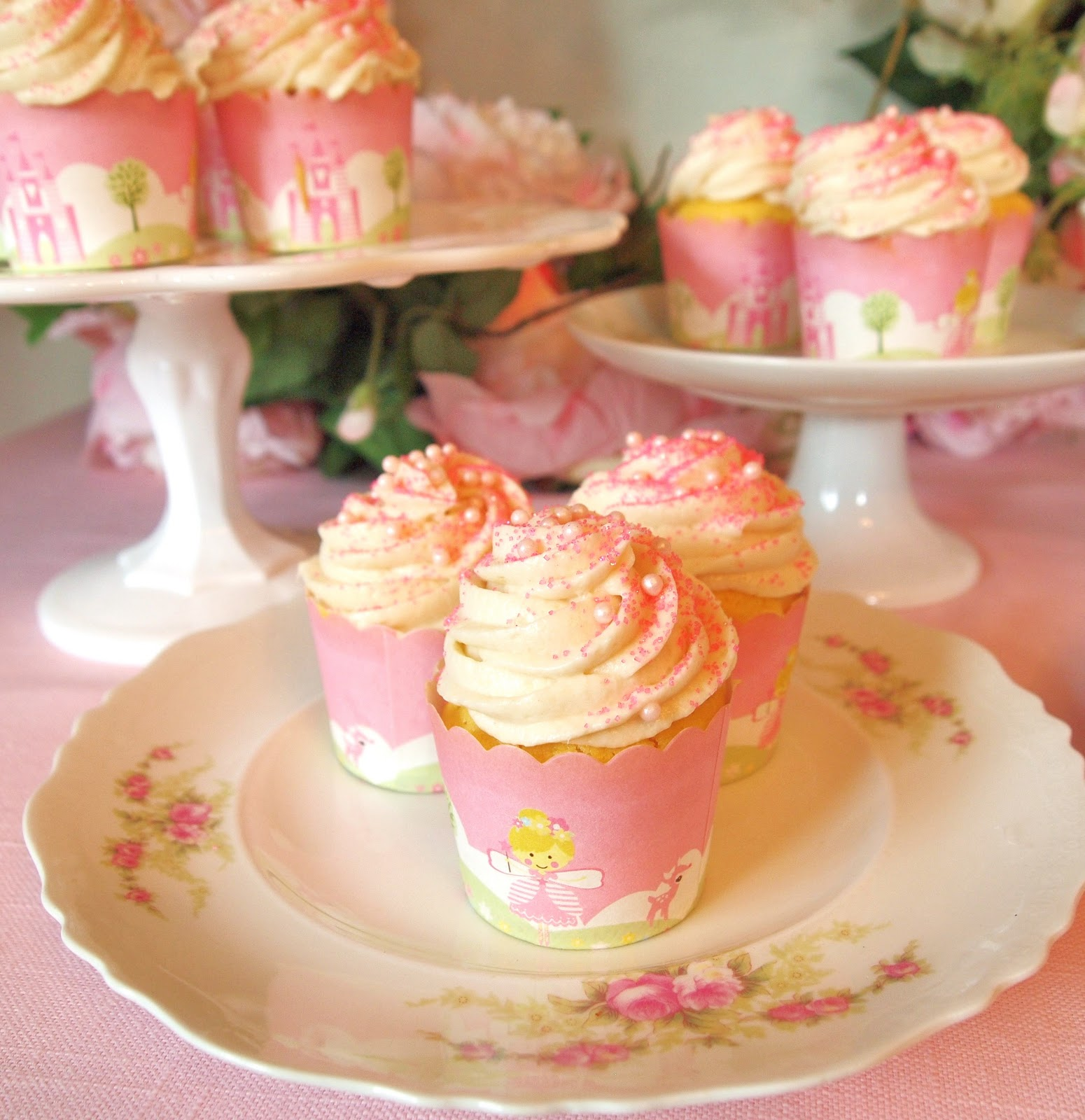 The Alchemist The Best Moist and Fluffy White Cupcake Recipe
