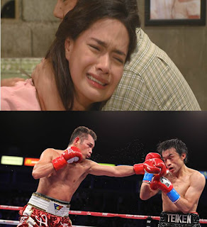 Kantar Media (October 13-15) TV Ratings: Erich and Nonito Knock-Out Competition