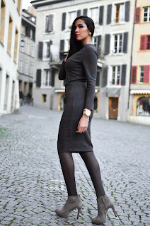 fabulous dressed blogger woman from man corner patricia