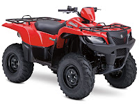 2013 Suzuki KingQuad 500AXi ATV pictures 1