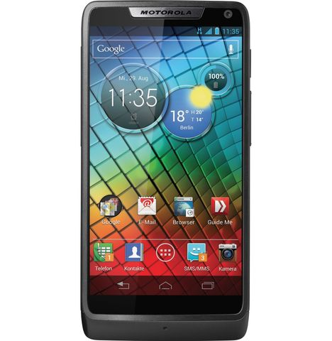 Motorola, Android Smartphone, Smartphone, Android, Android 4.1.2, Motorola RAZR i, RAZR i, Motorola Smartphone