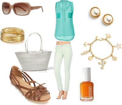 June Fashion Challenge- Summer Weekend Look