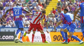 Levante 2-2 Atletico Madrid