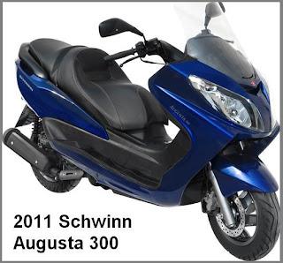 2011 Schwinn Augusta 300