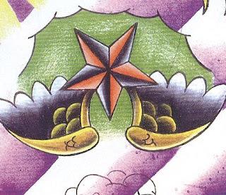 Significado tatuagem estrela posição na mafia