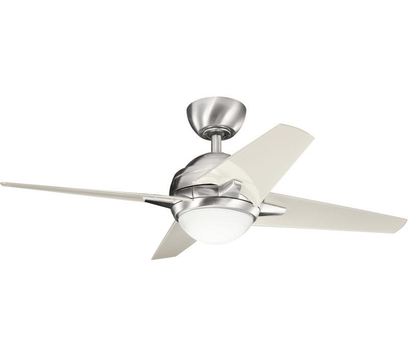 Metal Ceiling Fans : Stainless steel ceiling fan