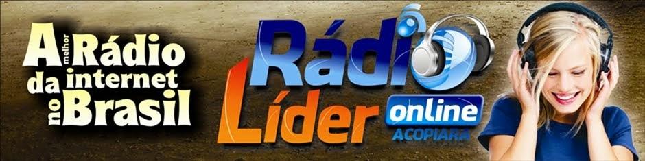 Rádio Líder FM de Acopiara - Ceará