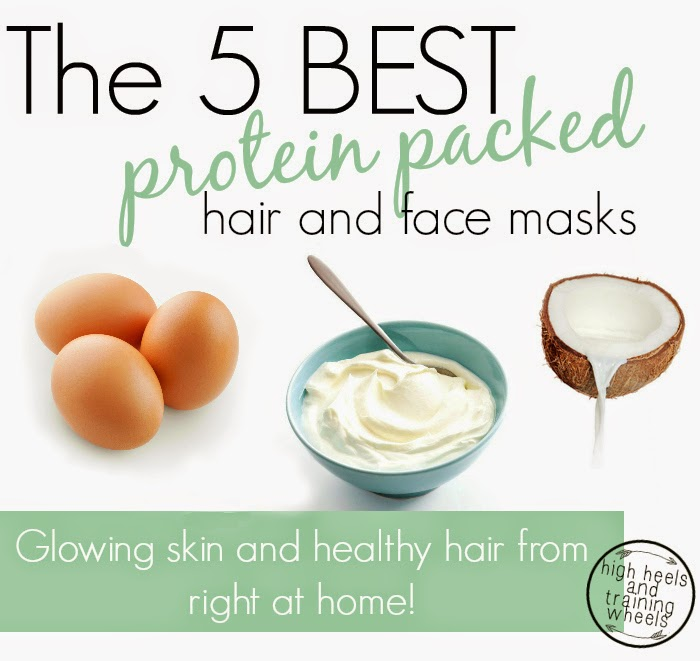5 best protein packed hair and face masks