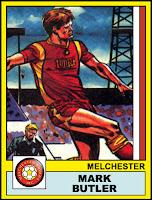 Mark Butler - Melchester Rovers