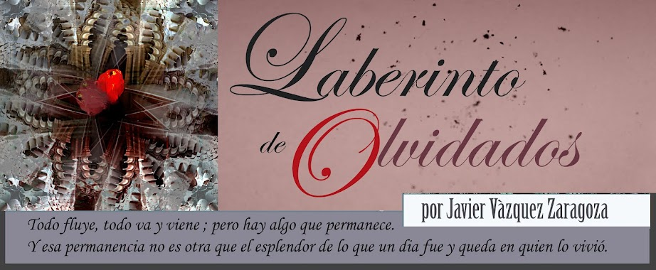 LABERINTO DE OLVIDADOS por Javier Vazquez Zaragoza