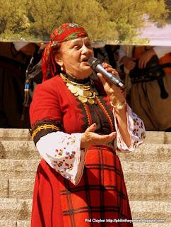 veliko tarnovo Famous singer Valya Balkanska