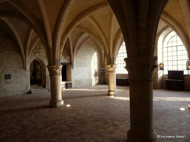 Abbaye de Royaumont - cuisine
