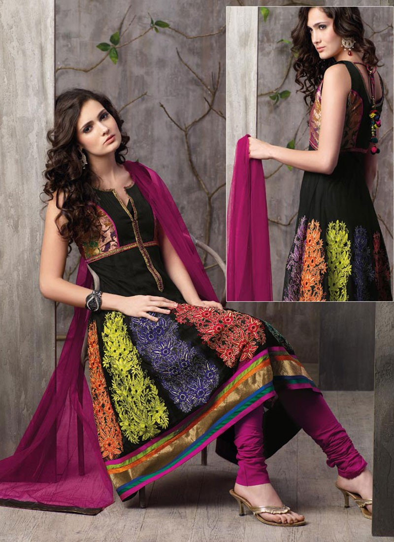 SMART FASHION WORLD: indian Salwar Kameez Fashion 2012