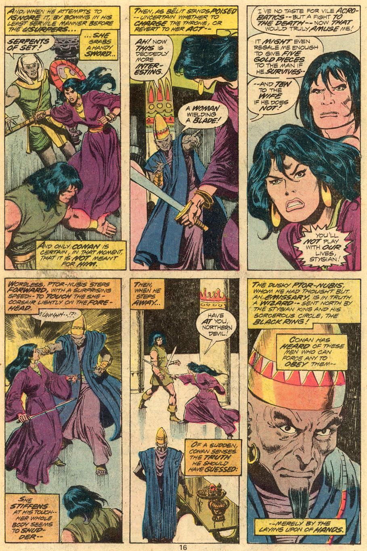 Conan the Barbarian (1970) Issue #72 #84 - English 11