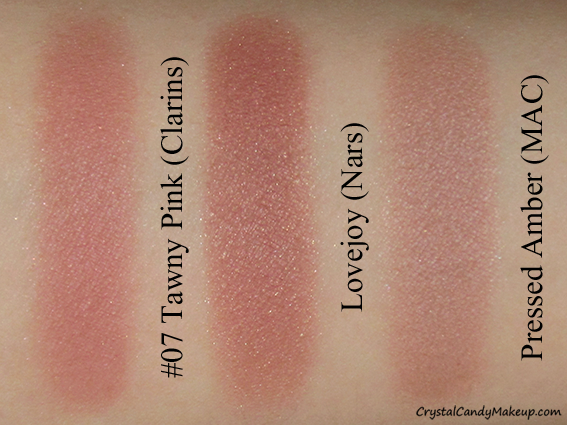 crystal candy makeup blog review and swatches fard joues poudre blush prodige 07 tawny. Black Bedroom Furniture Sets. Home Design Ideas