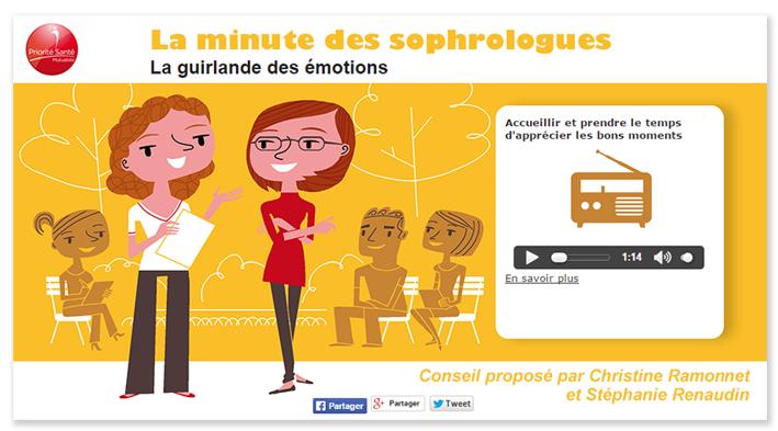 Clod illustration site Priorité Santé