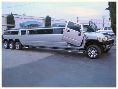 Hummer Limousine specs