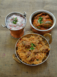 SUNDAY SPECIAL MUTTON BIRYANI