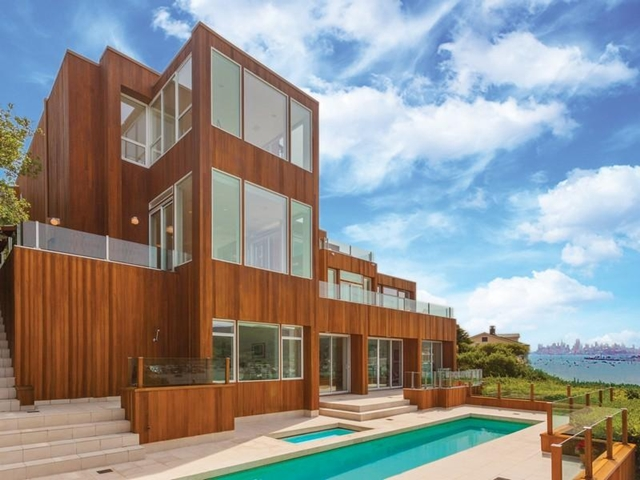 World of architecture amazing home for sale near san for Modern homes san francisco
