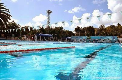 Ntc natacion canaria 2 jornada liga ciudad de las palmas for Piscina julio navarro