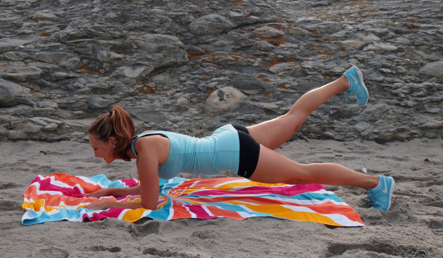 5 Workouts You Can Do While On Vacation