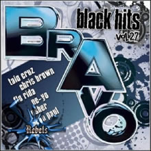 CD Bravo Black Hits Vol. 27