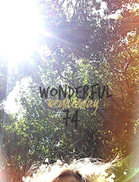 Wonderful Wednesday #74
