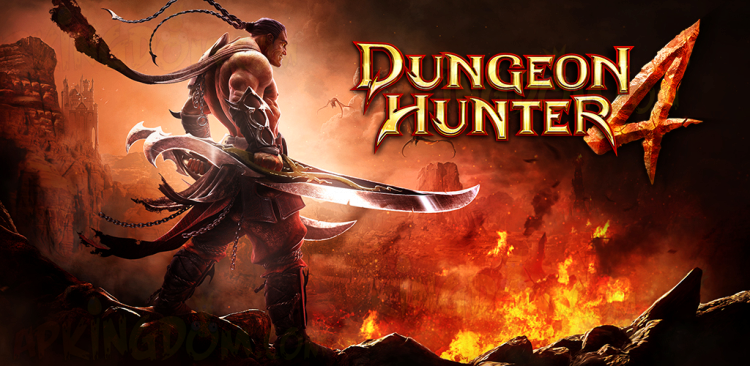 Descargar Descargar Dungeon Hunter 4 Modificado v1.3.0 .apk [Español] (Gratis)