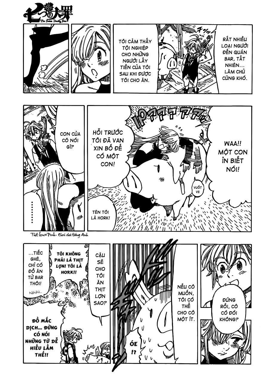 Nanatsu no Taizai - Thất Hình Đại Tội chap 1 page 20 - IZTruyenTranh.com