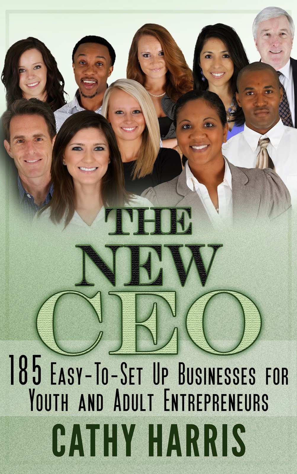 Cathy Harris New Business Book Available Now!!!