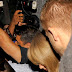 Fotos:Saliendo del club The Troubadour junto a Calvis Harris en West Hollywood, CA (02/04)