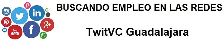 TwitVC Guadalajara. Ofertas de empleo, trabajo, cursos, Ayuntamiento, Diputación, oficina virtual