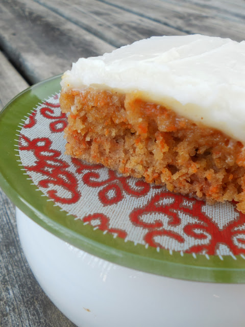 made from scratch carrot cake (sweetandsavoryfood.com)