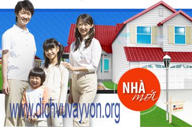 Vay vốn ngân hàng trả góp cơ hội để sở hữu ngôi nhà mới