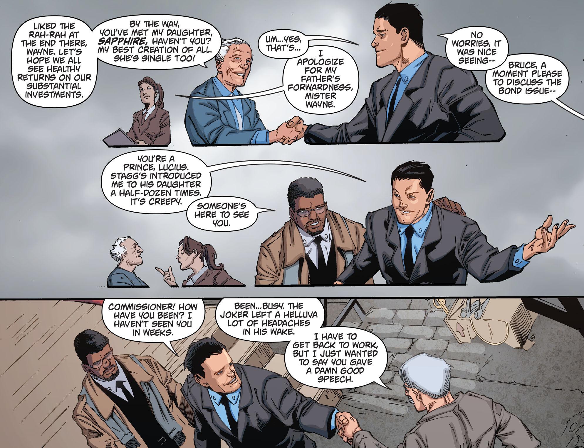 Batman: Arkham Knight [I] Issue #7 #9 - English 17