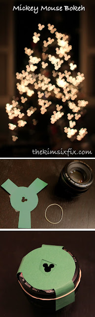 photography with Mickey Bokeh