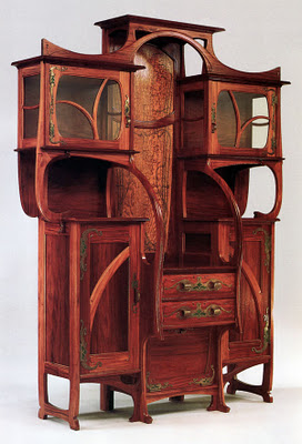 r designs a quick art nouveau vs art deco style. Black Bedroom Furniture Sets. Home Design Ideas