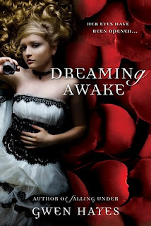Cover Reveal: Dreaming Awake by Gwen Hayes