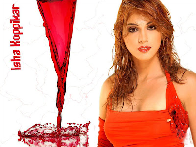Isha Koppikar Biography and Hot Pics Wallpapers