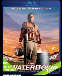 El Aguatero - waterboy