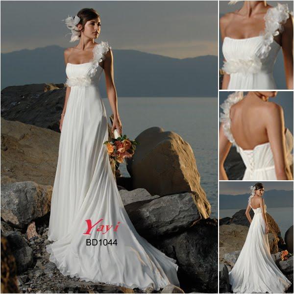 Beach Wedding Gowns Worldwide Fashion