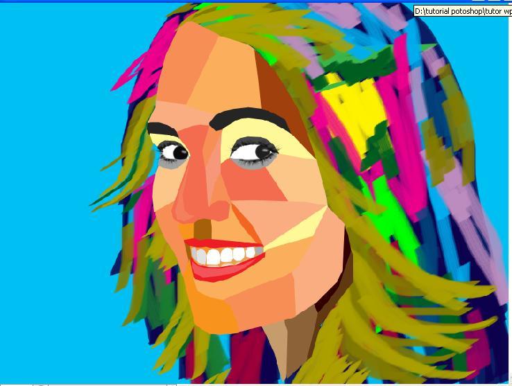 Edit foto wajah jadi warna warni 54
