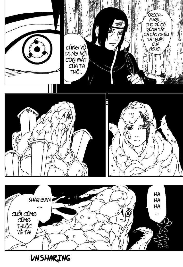 Naruto chap 345 Trang 11 - Mangak.info