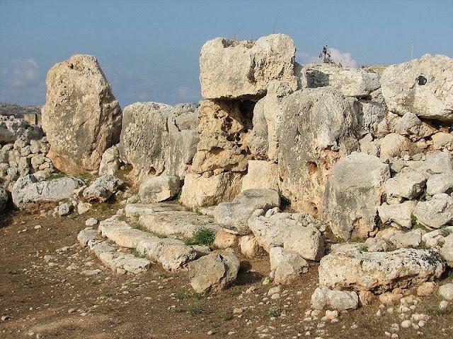 Świątynia Południowa w Ta' Ħaġrat, Malta
